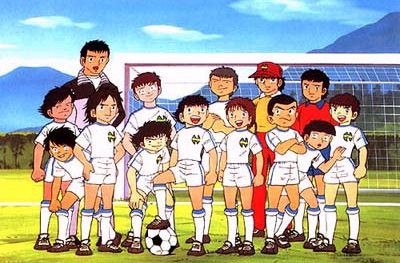 captain tsubasa !!!el mejor juego de futbol de todos!!! Super-campeones