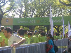 Mi primer carrera 10K