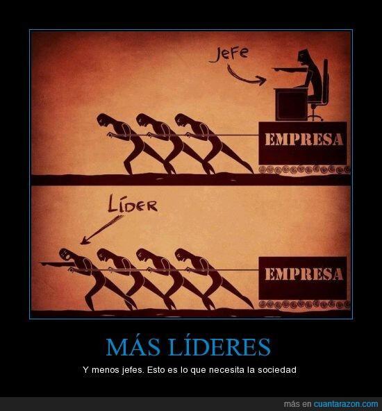Jefe / Líder